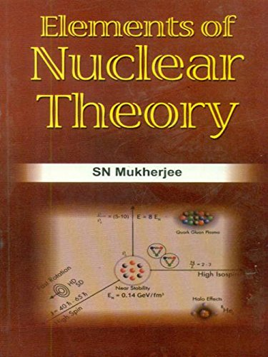 Elements of Nuclear Theory: S.N. Mukherjee