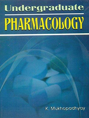 9788123919096: Undergraduate Pharmacology