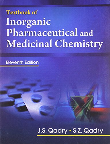 Inorganic Medicinal And Pharmaceutical Chemistry By Block Pdf
