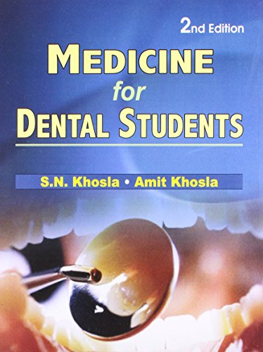 9788123919799: Medicine for Dental Students