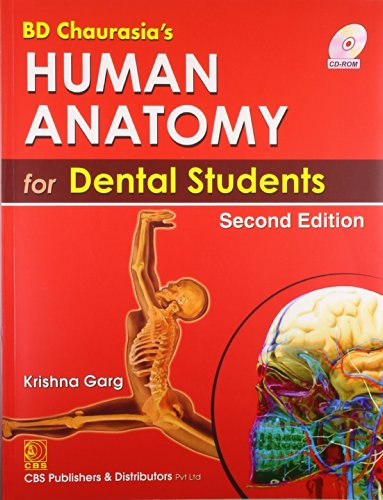 Human Anatomy For Dental Students 2Ed(Pb 2014): Garg K.