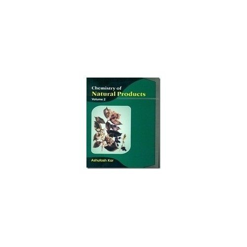 9788123920726: Chemistry of Natural Products, Vol. 2