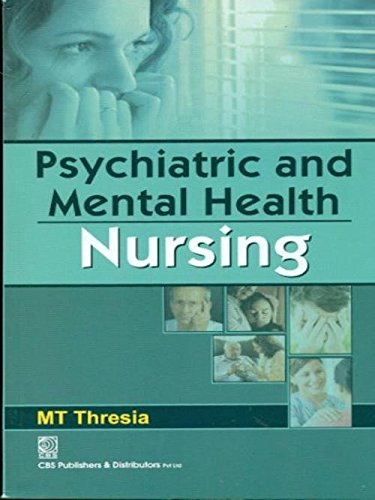 9788123922188: Psychiatric and Mental Health Nursing