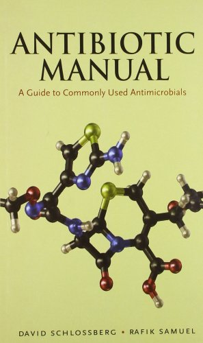 Antibiotic Manual: A Guide to Commonly Used Antimicrobials: David Schlossber,Rafik Samuel