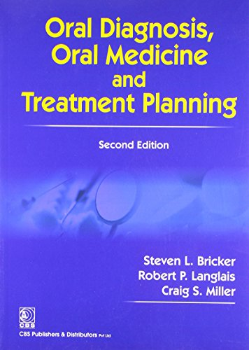 9788123922362: Oral Diagnosis Oral Medicine and Treatment Planning