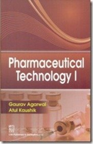 9788123922942: Pharmaceutical Technology-1 (Pb-2014)