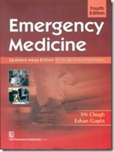 Emergency Medicine (Pb-2014): Chugh S.N.