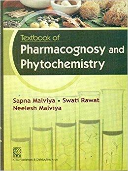 Textbook Of Pharmacognosy And Phytochemistry (Pb 2015): Malviya S.