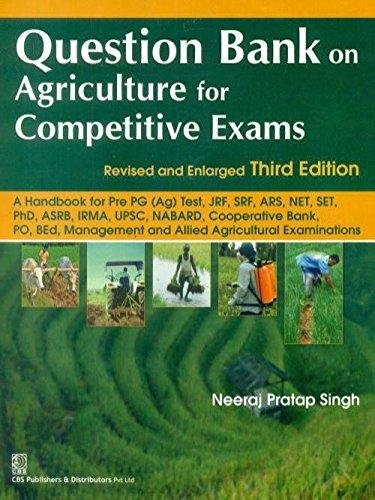 Question Bank on Agriculture for Competitive Exams: Singh, Neeraj Pratap