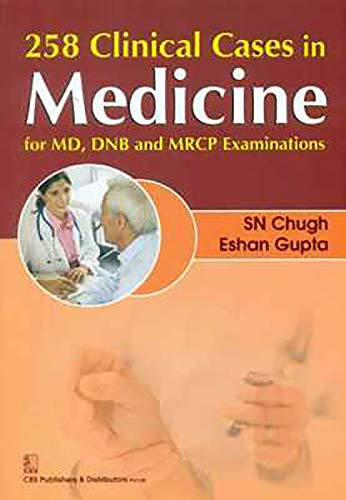 258 Clinical Cases in Medicine for MD: Eshan Gupta S.N.