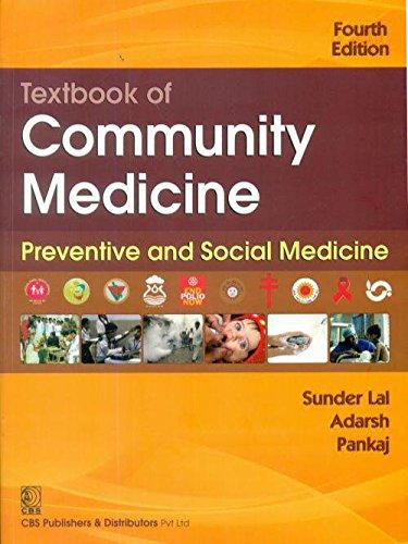 textbook preventive social medicine - AbeBooks