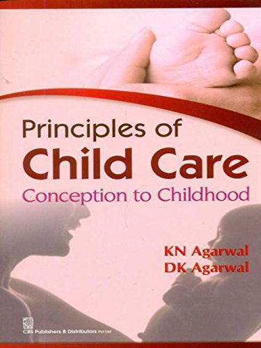 Principles Of Child Care Conception To Childhood: Agarwal K.N