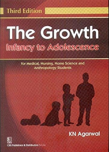 The Growth Infancy To Adolescence For Medical: Agarwal K.N