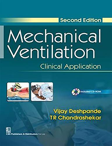 9788123925370: Mechanical Ventilation : Clinical Application With CD-ROM