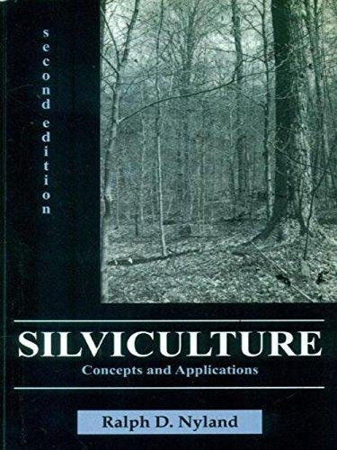 Silviculture Concepts And Applications (Pb 2014): Nyland, Ralph D.