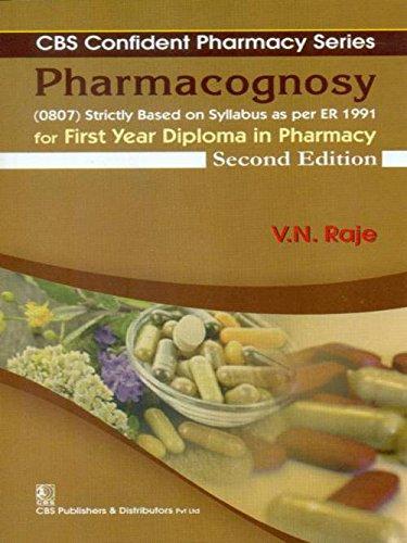 Pharmacognosy: V.N. Raje