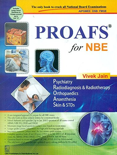 9788123926254: PROAFS for NBE
