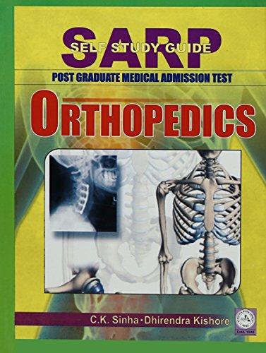 9788123926803: Sarp Orthopedics 8Ed (Pb 2010)