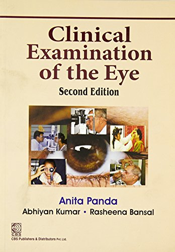 9788123927978: Clinical Examination of the Eye