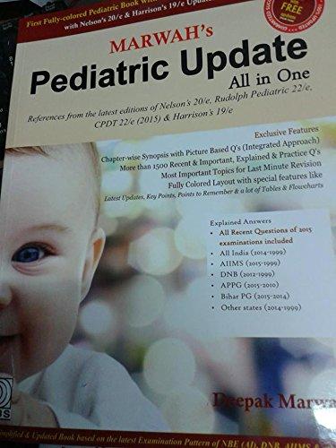 Marwahas Pediatric Update All In One (Pb: Marwah D.