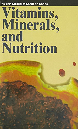 9788123929392: Vitamins, Minerals, And Nutrition - Health Media Of Nutrition Series(Pb 2016)