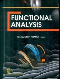 Functional Analysis: Pundir Sudhir Kumar
