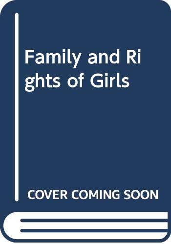Family and Rights of Girls: Kaushik Susheela