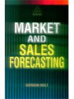 9788124202654: Market and Sales Forecasting