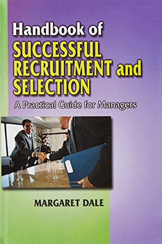 9788124202944: Handbook of Successful Recruitment and Selection