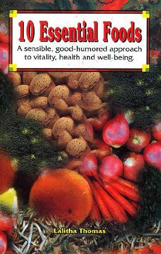 9788124203996: 10 Essential Foods