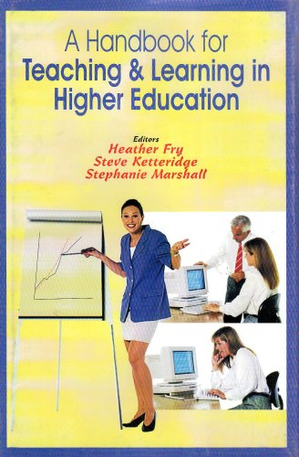 9788124204320: A Handbook for Teaching and Learning in Higher Education