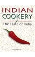 9788124204955: Indian Cookery: The Taste of India