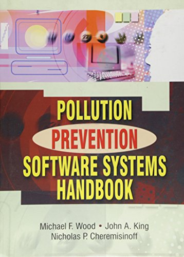 9788124205068: Pollution Prevention Software Systems Handbook