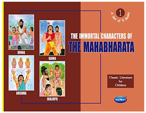 Immortal Characters Of The Mahabharata 1: n/a