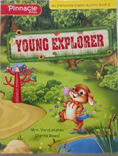 9788124500354: Young Explorer (An Interactive english activity book-1)