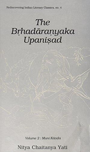 9788124600078: Brihadaranyaka Upanishad: Madhu Kanda v. 1 (Rediscovering Indian Literary Classics S.)