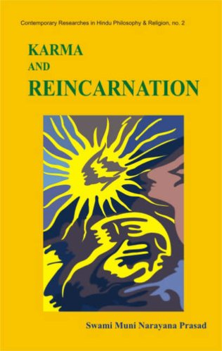 9788124600221: Karma and Reincarnation; The Vedantic Perspective