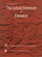 Cultural Dimension of Education: Baidyanath Saraswati (ed)