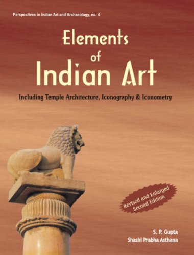 9788124602133: Elements of Indian Art: Including Temple Architecture, Iconography and Iconometry