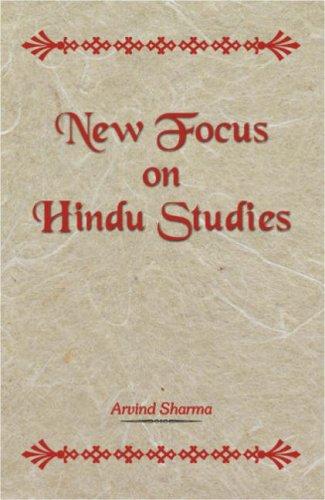 New Focus on Hindu Studies: Arvind Sharma