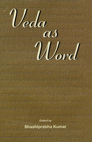 Veda as Word: Shashi Prabha Kumar