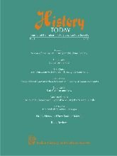 History Today (Vol. 1: 2000) - Journal: Vandana Kaushik