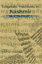 9788124604403: Linguistic Traditions of Kashmir
