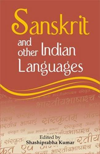 9788124604427: Sanskrit and Other India Languages