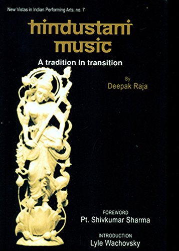 9788124608067: Hindustani Music: A Tradition in Transition