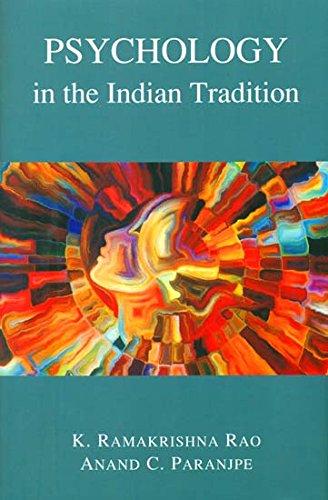Psychology in the Indian Tradition: K. Ramakrishna Rao