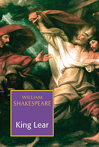an analysis of king lears sanity in william shakespeares play
