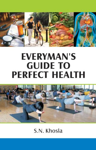 9788124800768: Everyman's Guide to Perfect Health