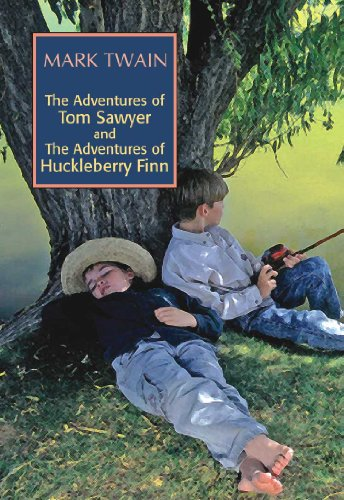 The Adventures of Tom Sawyer and the: Mark Twain