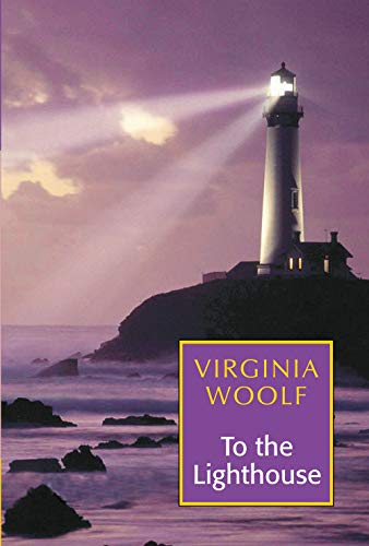 virginia woolf to the lighthouse 'i am making up to the lighthouse - the sea is to be heard all through it' inspired  by the lost bliss of her childhood summers in cornwall,.